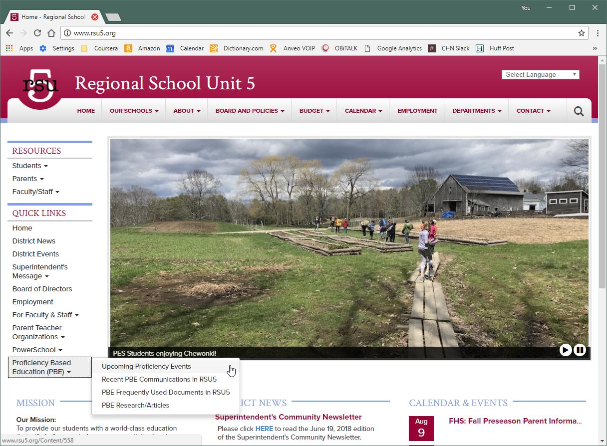 736ec7f1a191d Posts – Page 2 of 7 – A Community of RSU 5 Parents